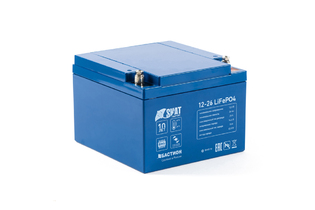 Skat i-Battery 12-26 LiFePo4